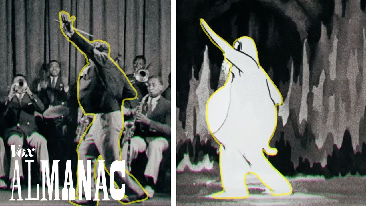 How the Rotoscope and Cab Calloway Changed the Way Animated Characters Move