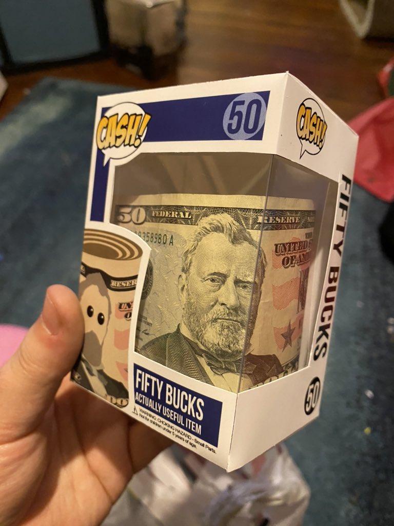 Cash Money Funko Box