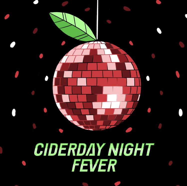 Frukstereo Ciderday Night Fever
