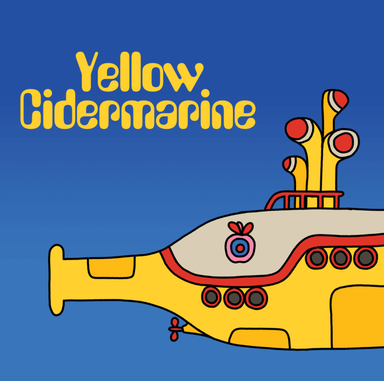 Frukstereo Yellow Cidermarine