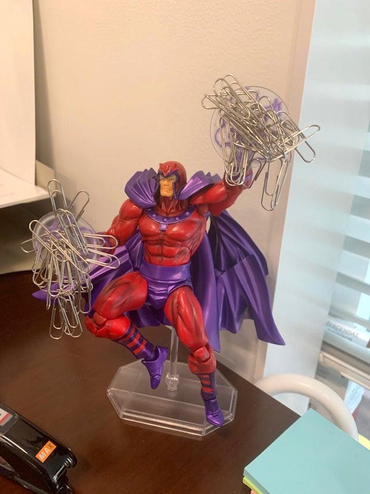Magneto Paperclip Holder reddit