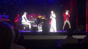 Queen Bohemian Rhapsody Cy Leo Roy Tan Annette Wardell