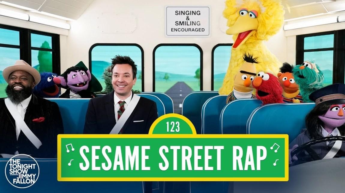 Sesame Street Rap
