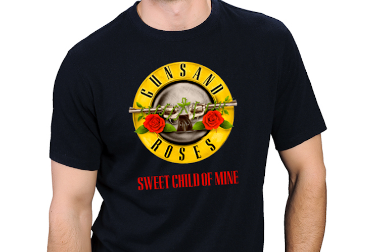 Slightly Wrong Guns and Roses Sweet Child of Mine