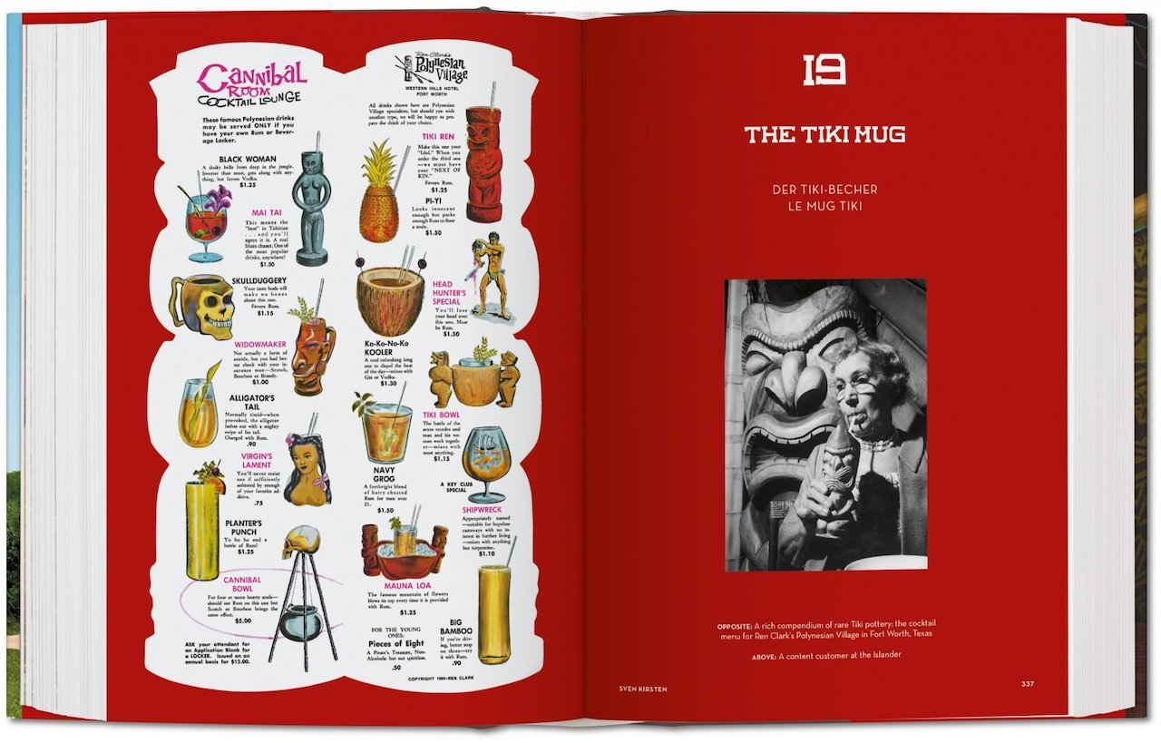 'Tiki Pop', A Beautifully Illustrated Book About How Tiki Culture Became Embedded Into Mid-20th Century Style