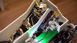 Universal LEGO Sorting Machine