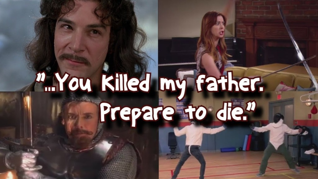 You Killed My Father Prepare to Die