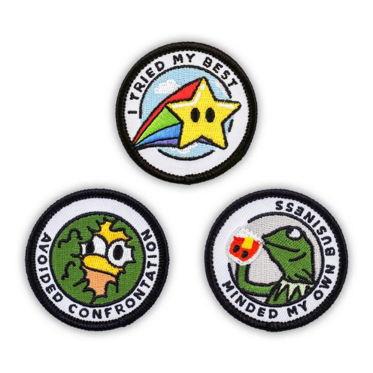 Adulting Merit Badge Behavior