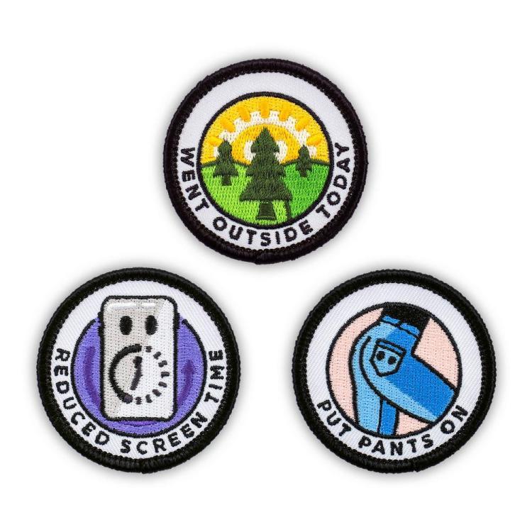 Adulting Merit Badge Health