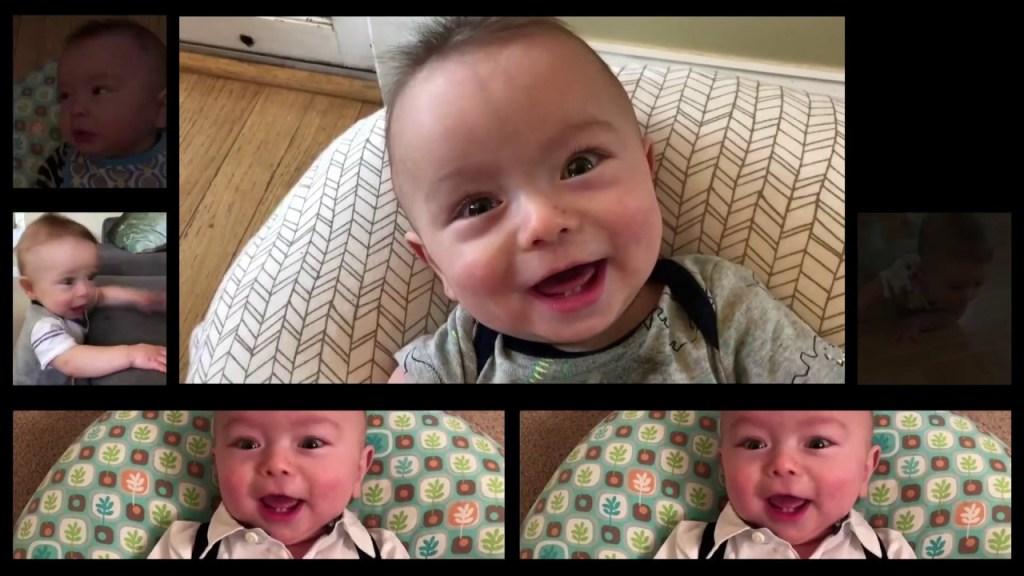 Baby Ryan Thunderstruck