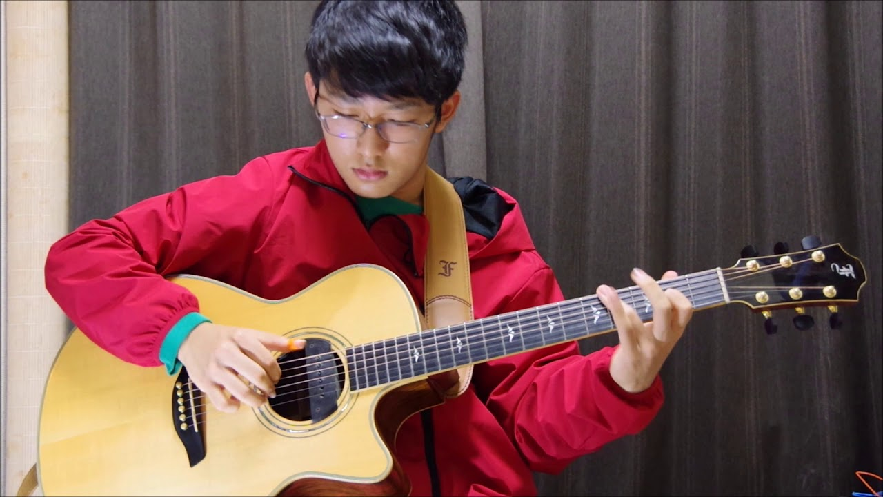 16 Year Old Guitar Virtuoso Plays a Beautiful Cover of Tears for Fears' 'Everybody Wants to Rule the World'
