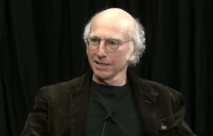 Larry David Quits Job and Returns Next Day Story