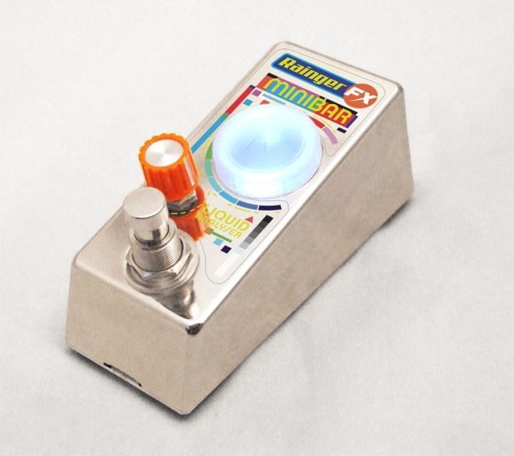 Rainger Minibar Liquid Analyser