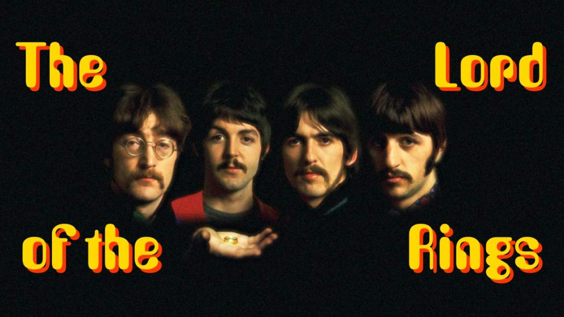 The Lord of the Rings The Beatles