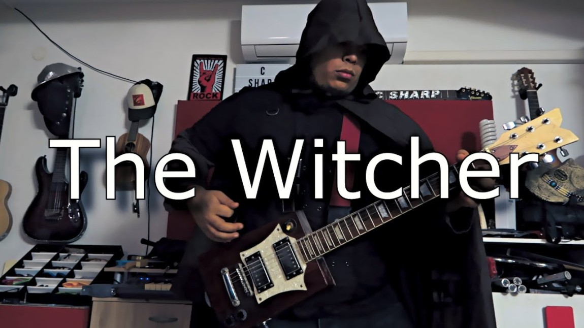 The Witcher Theme Heavy Metal