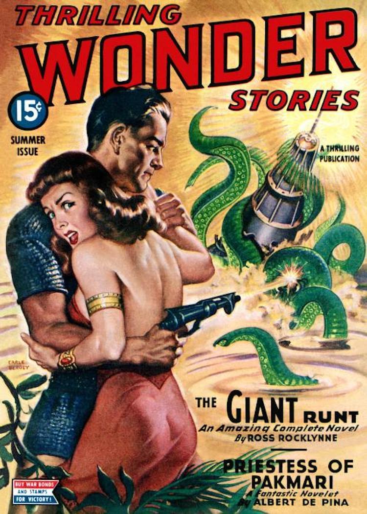 Thrilling Wonder Stories 1944
