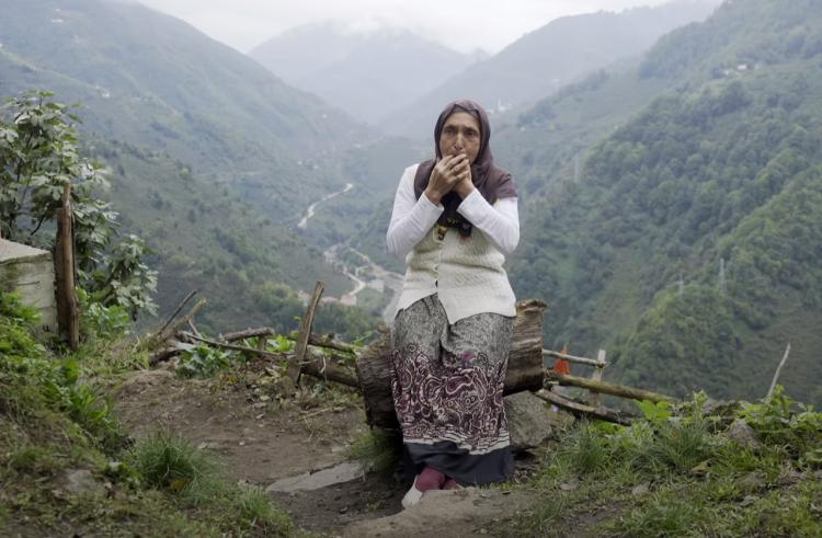 Whistling Language of Turkish Mountains