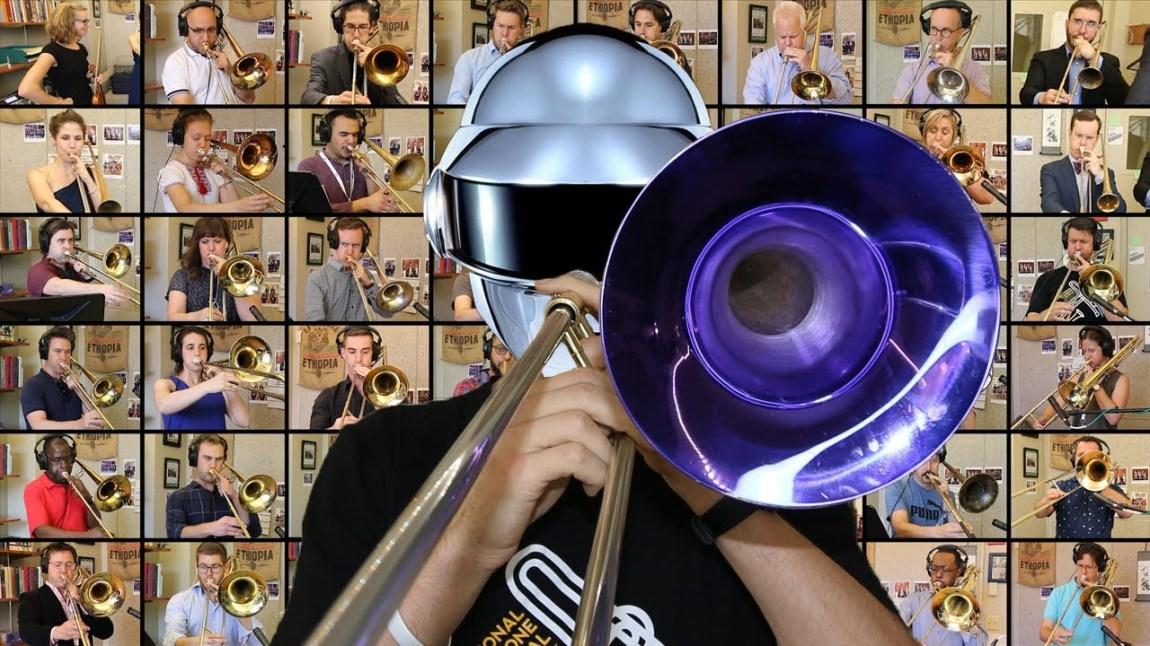 48 Trombone Daft Punk Cover