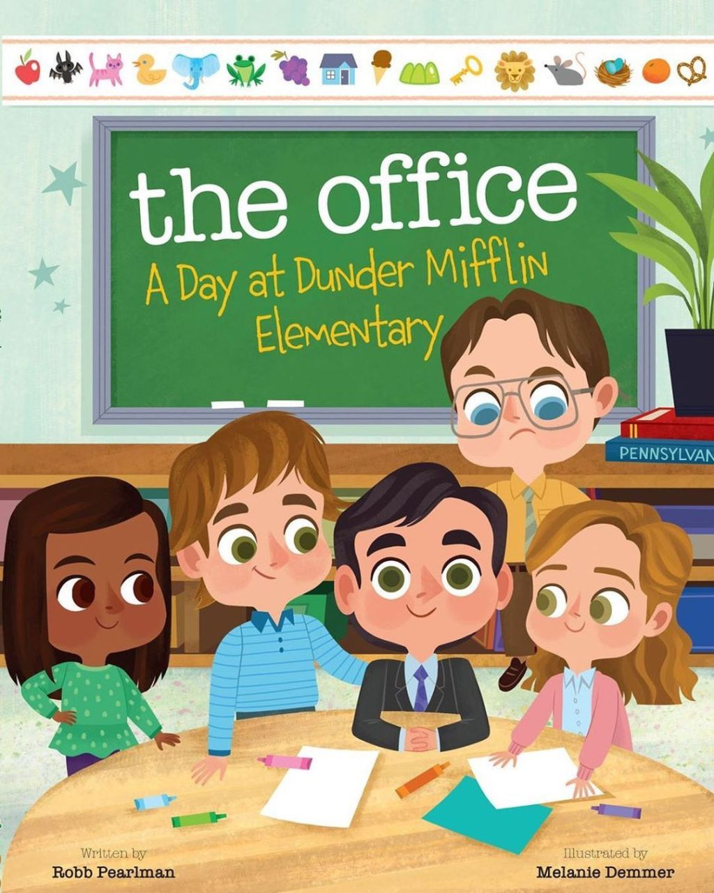 A Day at Dunder Mifflin Elementary The Office