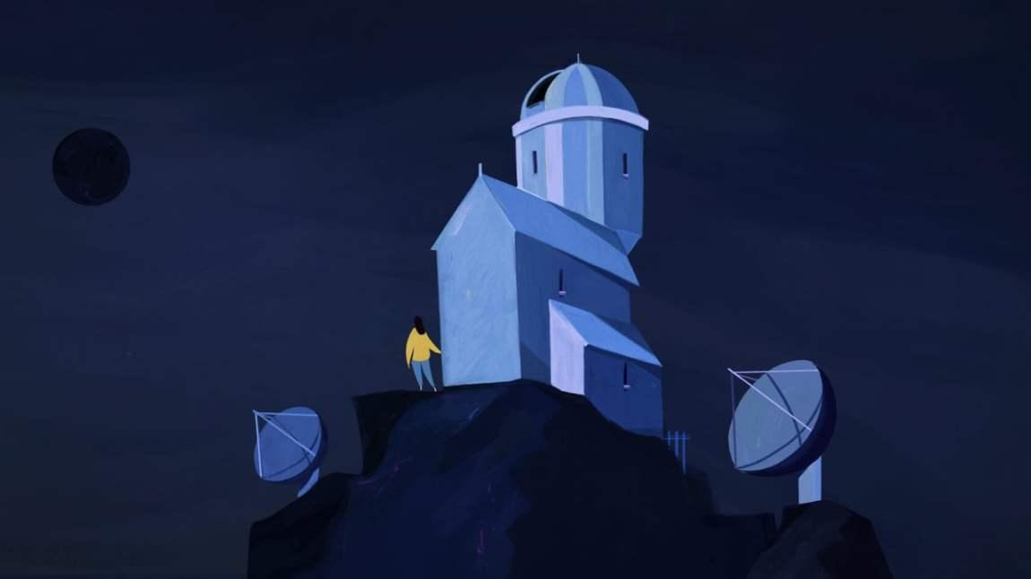 Charlottes Daydream Observatory
