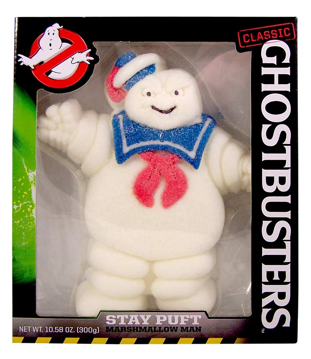 Ghostbusters Stay Puft Marshmallow Man Giant Candy