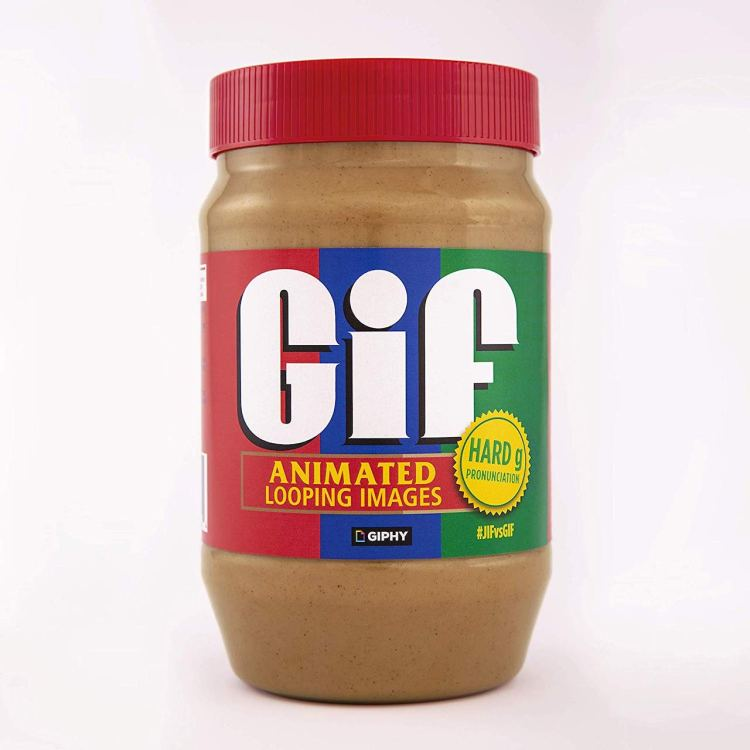 Gif Peanut Butter