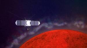 MAVEN at Mars Ionosphere