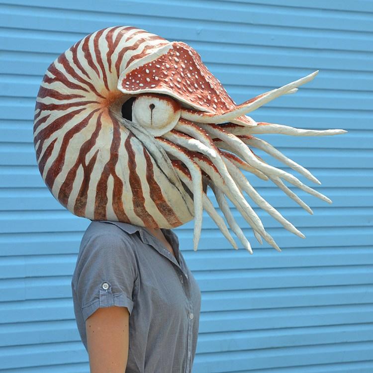 Nautilus Mask Liz Sexton