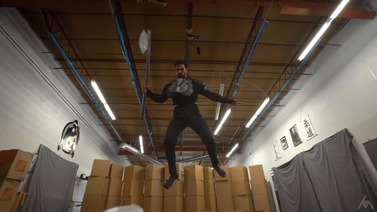 The MANDALORIAN Stunt Tribute