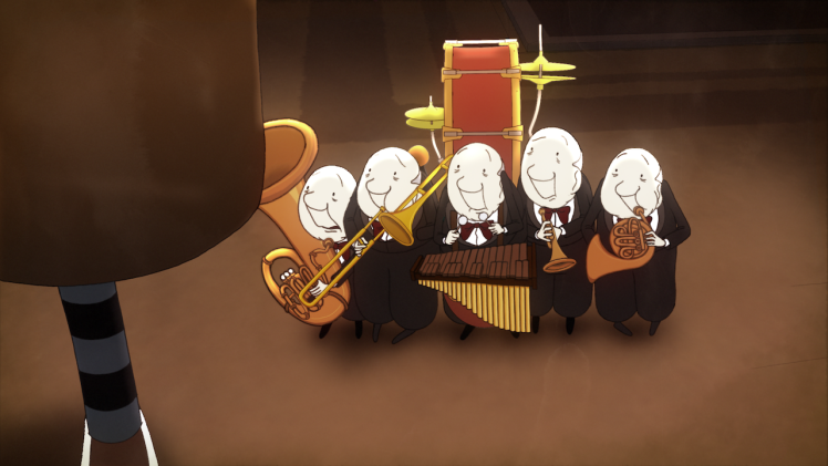 The Orchestra Nervous