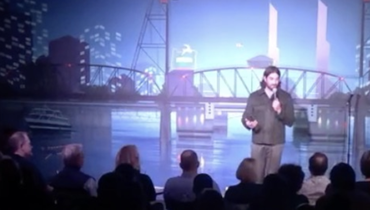 Stand-Up Comic Tells an Amusing Story About What Happened After His Walter White T-Shirt Faded - laughing squid