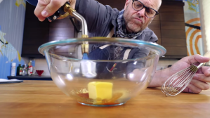 Alton Brown Torch Butter for Saltines