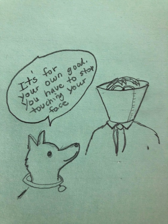 Image result for it's for your own good + dog cartoon