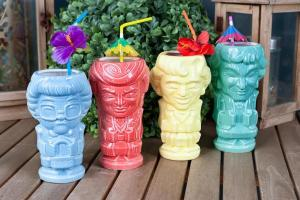 Golden Girls Tiki Mugs
