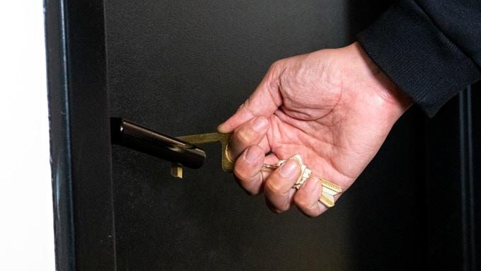 Hygiene Hand Door Handle