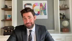 John Krasinski SGN Good News