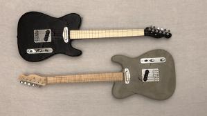 Making a Concrete Guitar