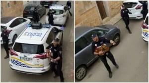 Mallorcan Police Street Song