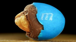 Peanut M and M Macro