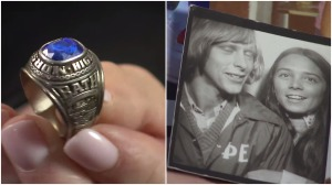 Portland Ring Found 47 Years Later in Finland