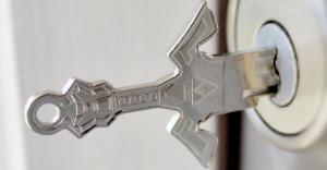 Sword House Key