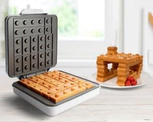 Waffle Building Brick Maker