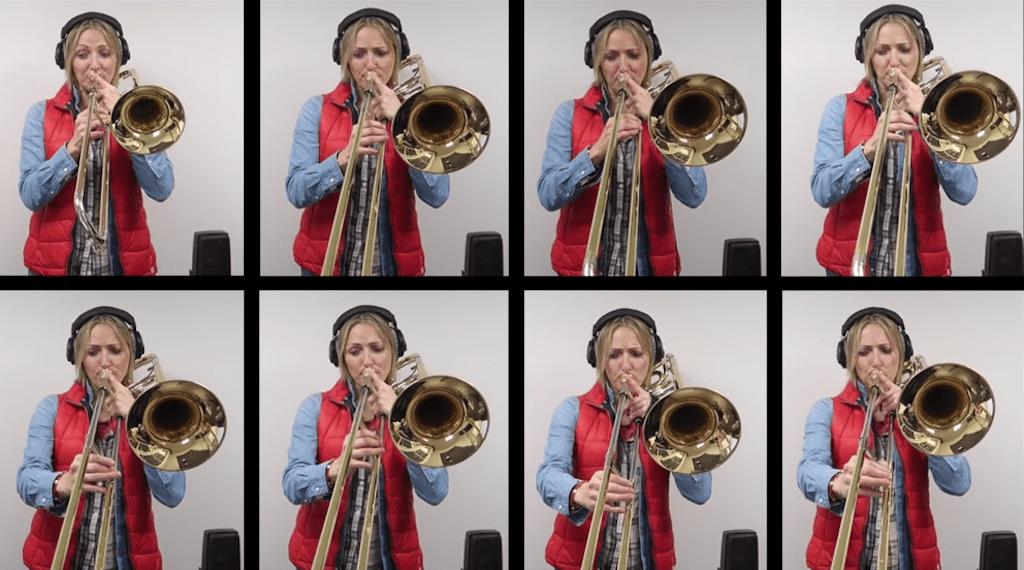 Back to the Future Trombones