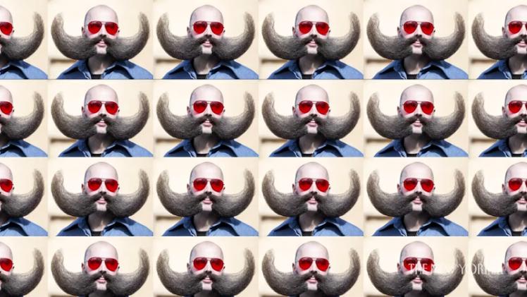 Beard and Moustache Champion Opens Up About Custom Beard