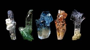 Crystals Minerals Waiting to be Found