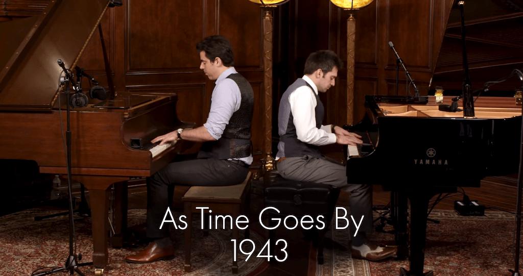 Evolution of Piano with Tony DeSare