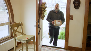 How to Bring Packages Safely Inside