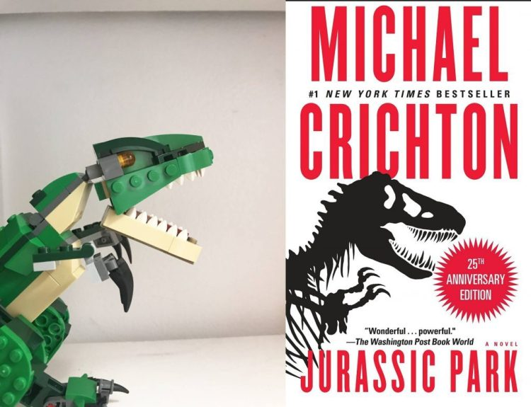 Jurassic Park NYPL Challenge