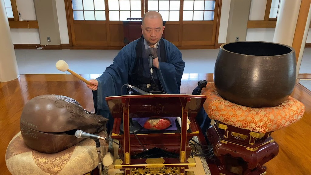 Buddhist Monk Performs Minimalist Covers of Classic Rock Songs on Traditional Instruments