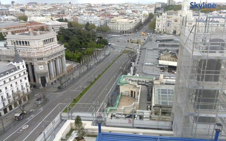 Panopticam Calle de Acala